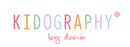 Kidography by Dania logo